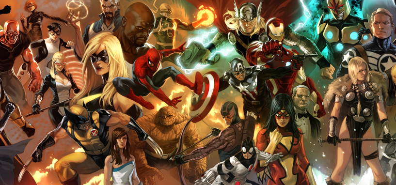 Every Marvel Film & TV Show in Chronological Order